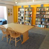 The new book room